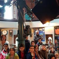 Astronomi Laboratuvarı Okul ve Ziyaretçi Gezileri