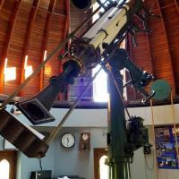 Carl-Zeiss Ekvatoryal Teleskop